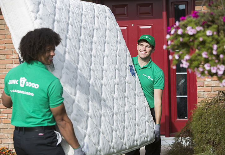 Mattress Removal Services For Residential Moving