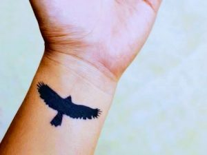 Legends and Facts about Falcon Tattoos Designs