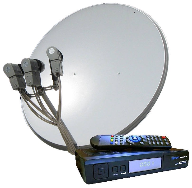 Televisions Are Enjoying With Satellite TV Entertainment