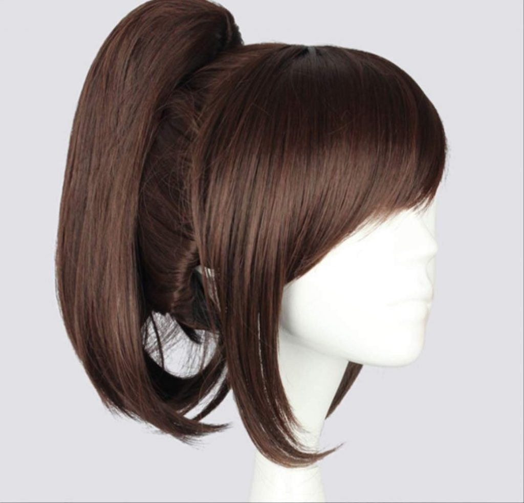Attack on Titan Sasha Blouse 35cm 13.78″ Short Straight Cosplay Wigs for Women