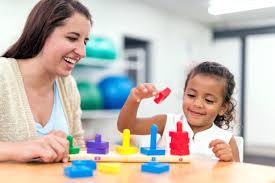 child psychologist